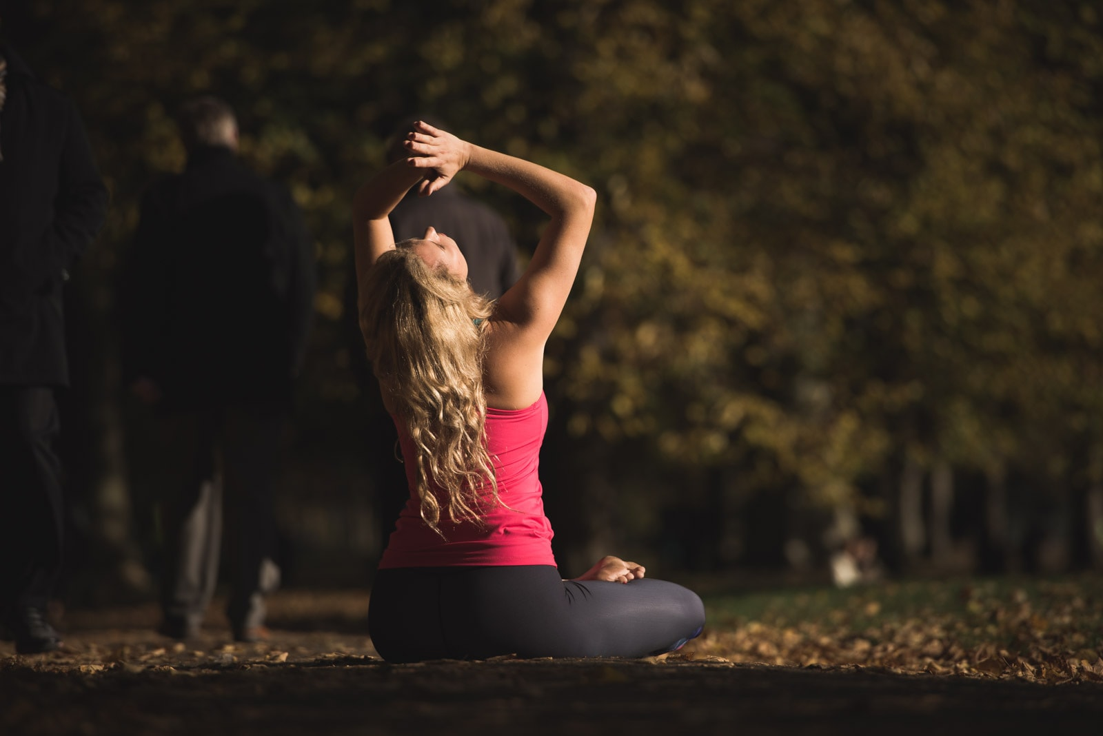 Meet Sally-Anne, of Yoga Light Vibes, leading Indian Summer