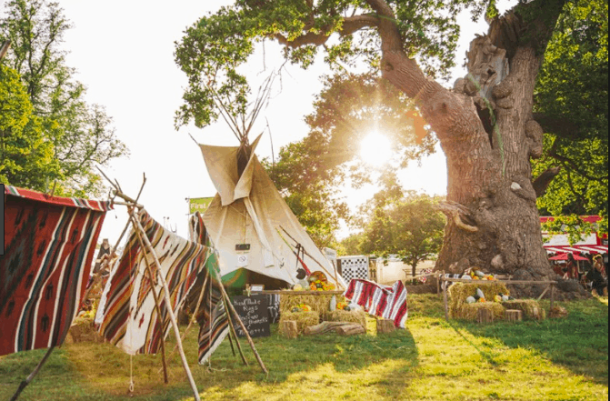 Who's coming to Wilderness Festival 2019?